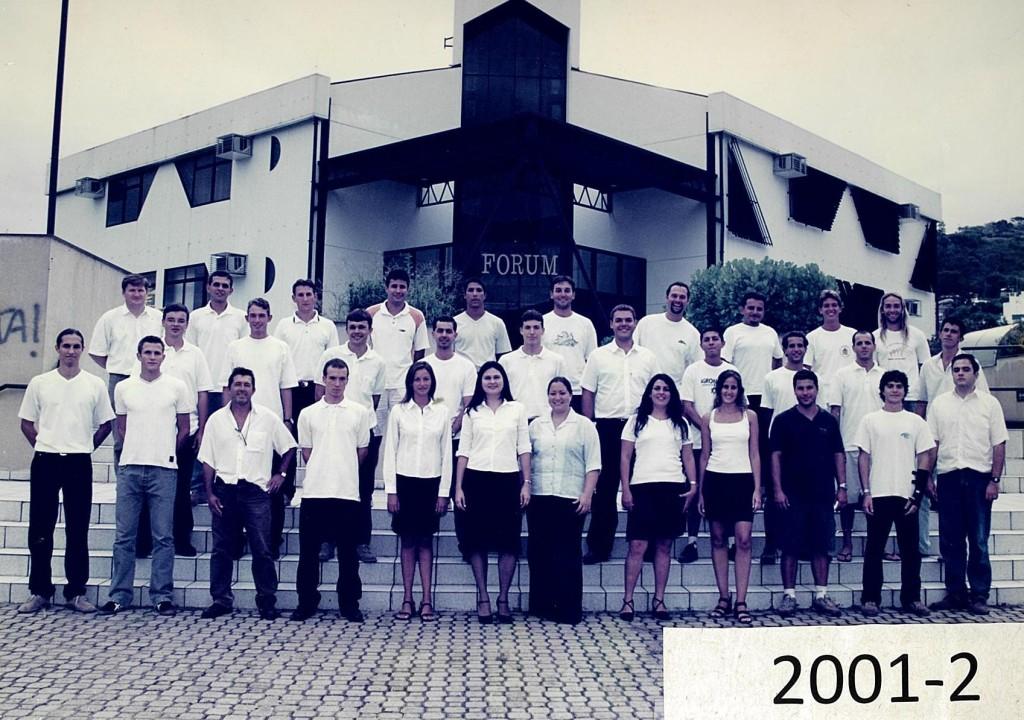 Turma 2001-2